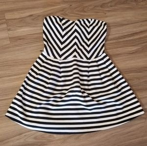 Charlotte Russe stripped dress